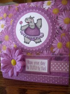 Hippo in TuTu