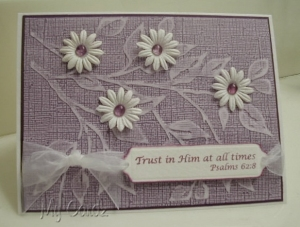 Jessica F's card