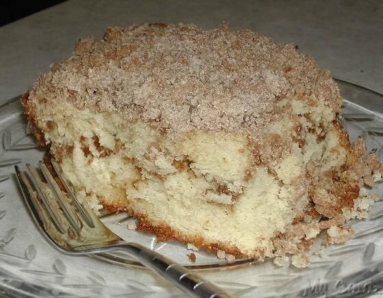 Cinnamonnny Coffee Cake