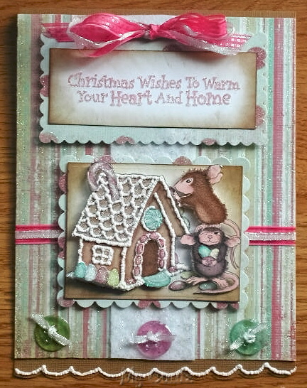 Gingerbread HouseMouse