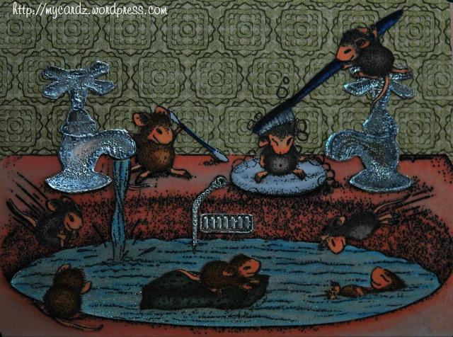Swimming Mice