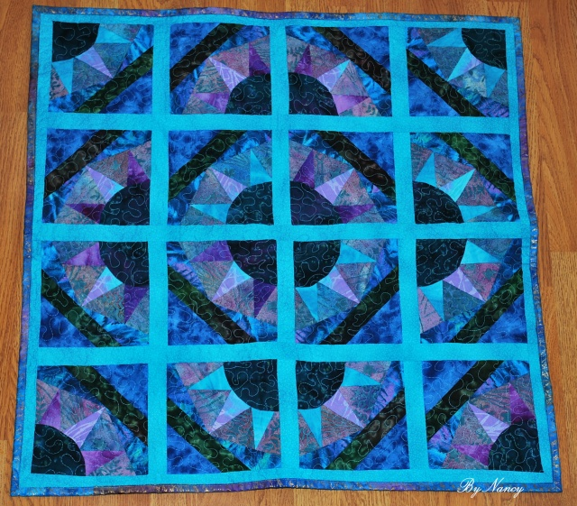 Quilt by Nancy