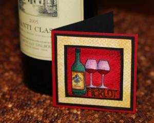 Merlot card