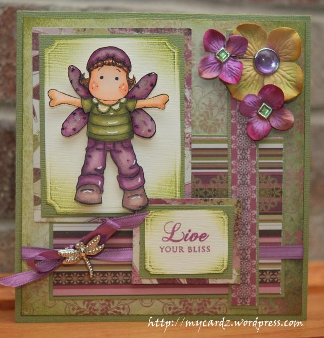 Dragonfly Tilda
