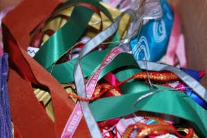 Ribbons galore!!